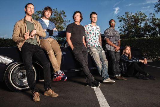 Show extra da banda Maroon 5 em São Paulo, dia 17 de março. Ingressos a venda a partir de amanhã! Saiba tudo clicando no link  da www.flashesefatos.com.br