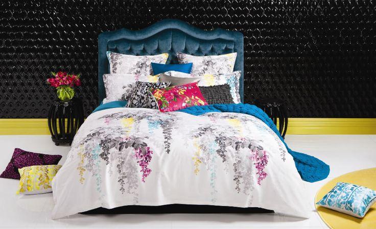 Veranda Bed Linen From Kas from Harvey Norman NewZealand