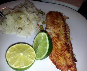 Great Grilled Flounder recipe snapshot