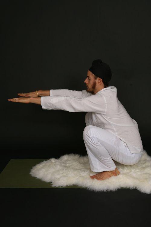 7 Kundalini Yoga Postures to Clear the Chakras