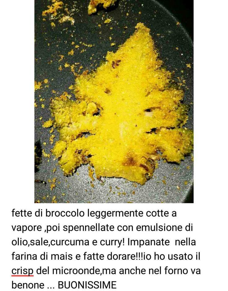 Broccolo croccante