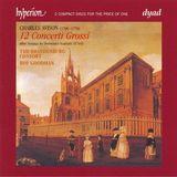 Charles Avison: 12 Concerti Grossi [CD]