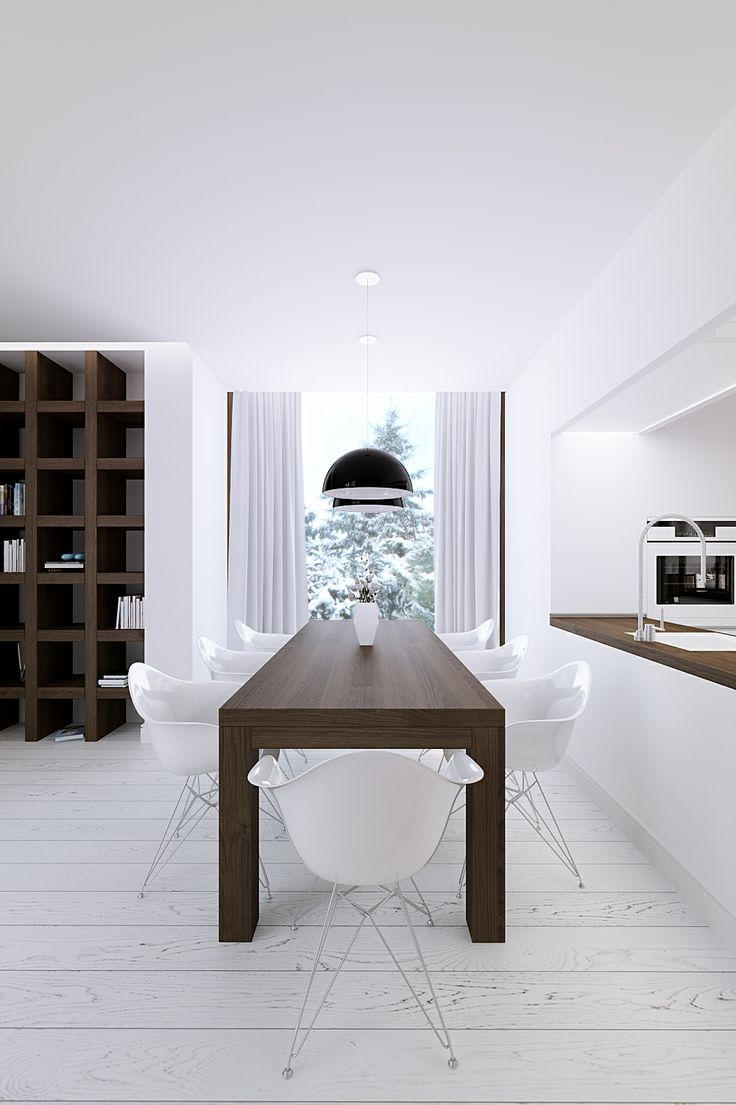 Line architects | Winter house