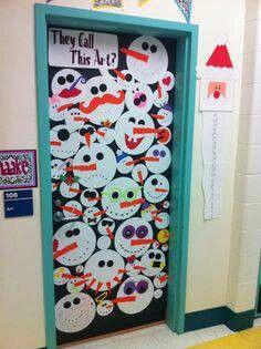 Puertas para el aula de invierno