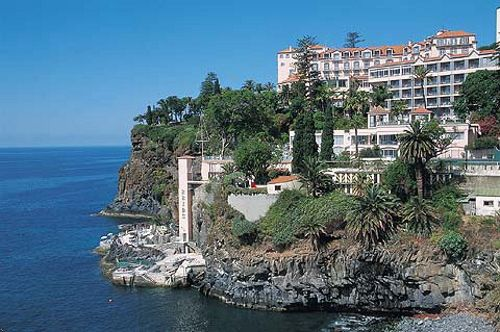 reid's palace hotel /Madeira, Portugal