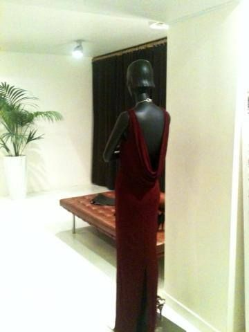 #tkstore #fashion #cowlback #evening #dress #boutique #nzmade