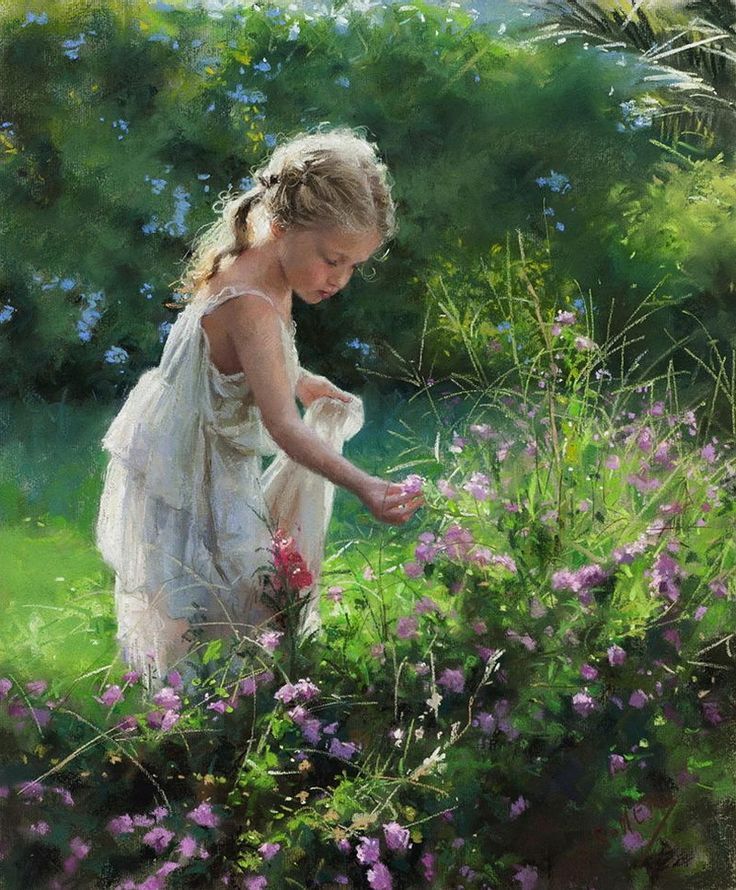 The motherhood in the paintings of Vicente Romero Redondo | Pictures of Babies – Baby Pictures – Baby Photos