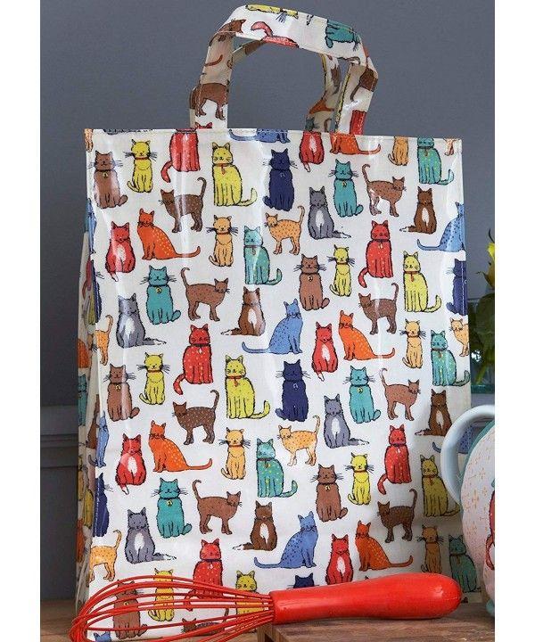 Catwalk Decorative PVC Bag- Medium - CU11CQ947IV   Medium bags, Picnic tote,  Ulster weavers