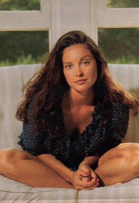 Ashley Judd.