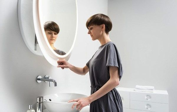 Creative Extendable Mirrors For Improved User Experience by Miior