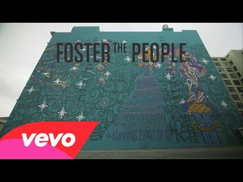 "Foster The People - ""Coming Of Age"" + 'Supermodel' Tracklist!  - Listen here --> http://beats4la.com/foster-the-people-coming-of-age-supermodel-tracklist-art/"