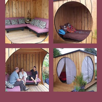 Is it a pod or a tent?