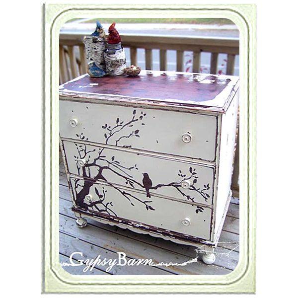 Dresser refinishing ideas for jess pinterest - Refinishing furniture ideas painting ...