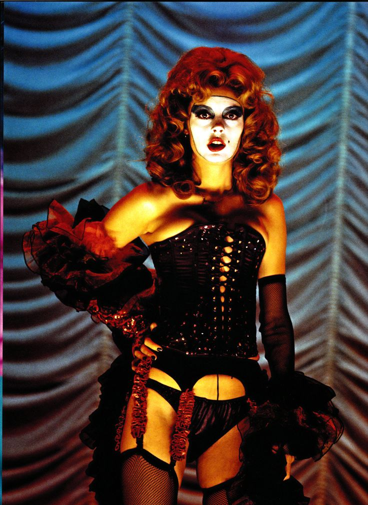 """""""The game has been disbanded/My mind has been expanded."""" Janet Weiss (Susan Sarandon), The Rocky Horror Picture Show (1975)"""