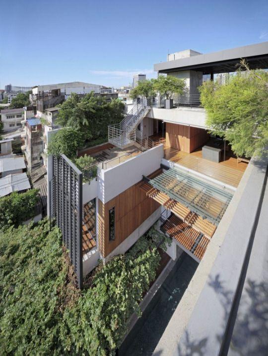 Modern Thai Home Inspiration)