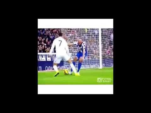 Videos - YouTube Football Skill and Goal Cristiano Ronaldo 2015