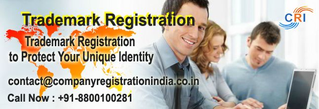 Trademark Registration to protect your unique identity  Trademark  represents your company as unique identity. Under trademark act 199, trademark registration process require various legal steps like application submitted along with various legal documents.