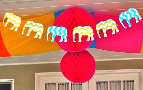 Elephant Garland