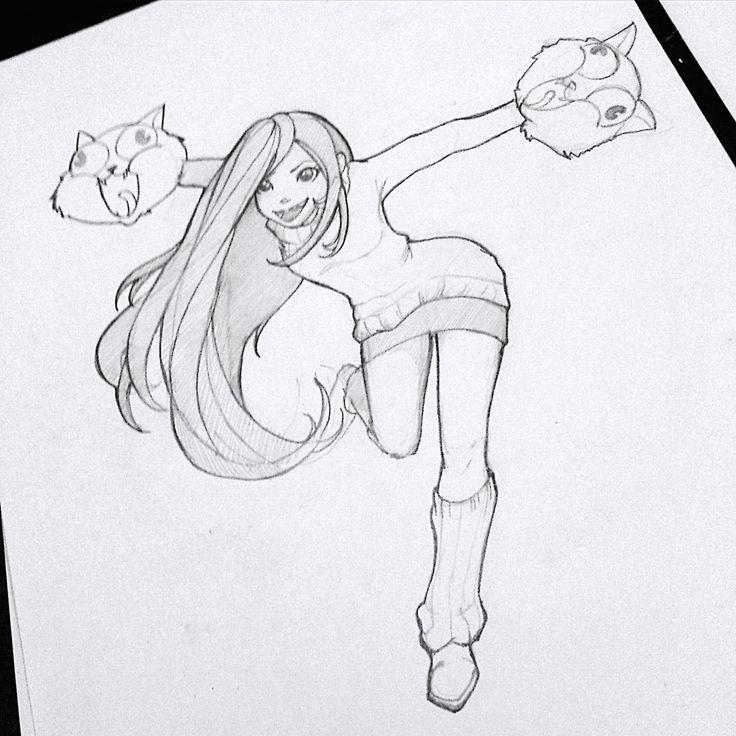 #Mabel #sketch #GravityFAlls
