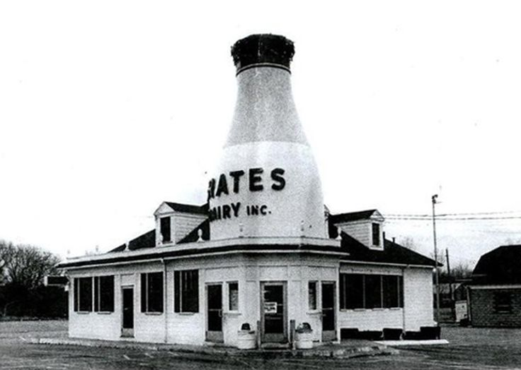 frates dairy milk bottle restaurant