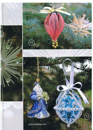 Revistas Lace Express 3/07 y 1/09 - maura cardenas - Picasa-Webalben