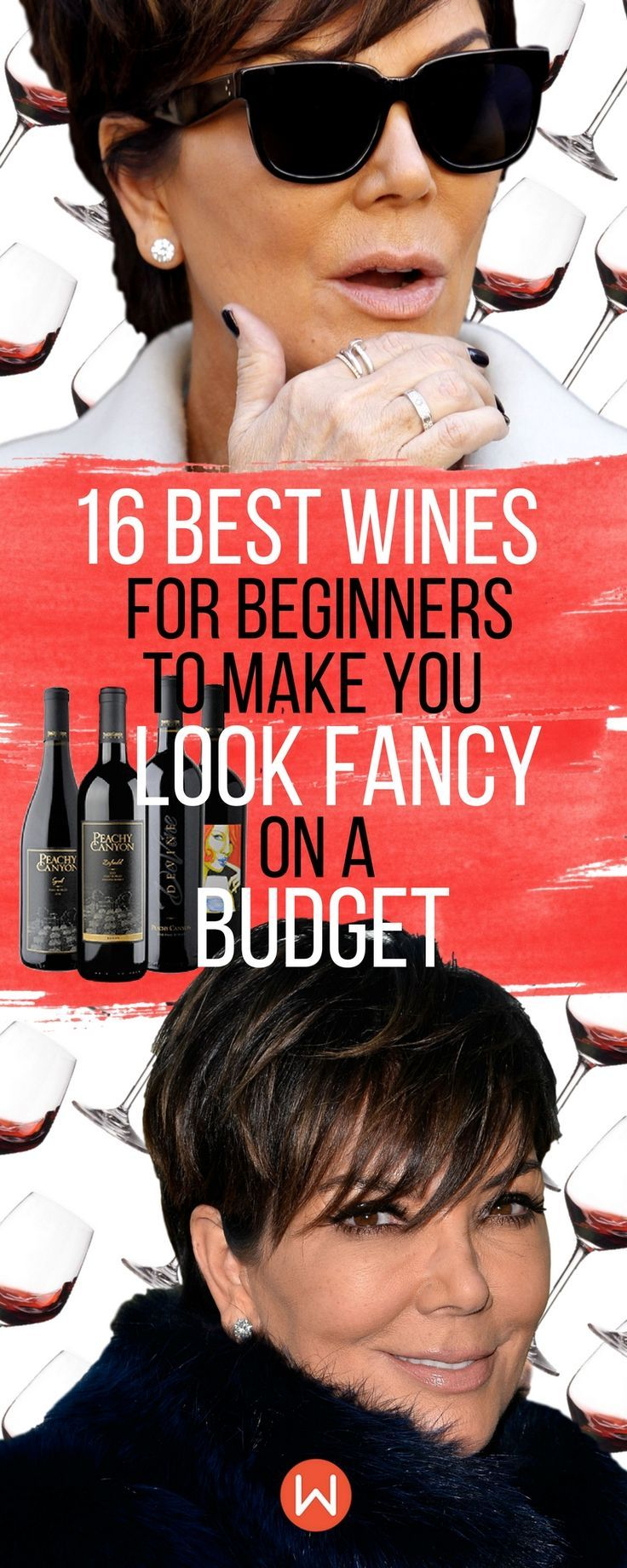 16 Best Wines For Beginners To Make You Look Fancy On A Budget Red Wine For Beginners Wine Basics Wines
