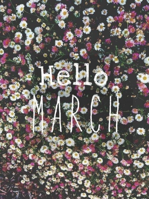 Ohh hello march!! I've been not so patiently waiting for you lol I'm so excited for this month then mine and wyatts birthday is in 2 months!!! I gotta start planning our party lol ...for today getting donuts and coffee, cleaning, work at three, then a little adventure after ❤