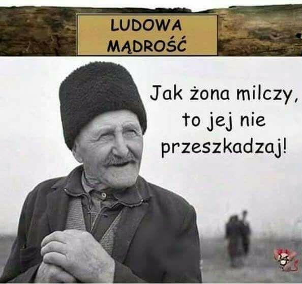 Ludowa mądrość
