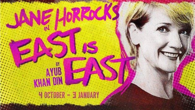 Jane Horrocks to star in East Is East.