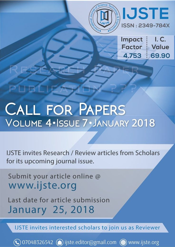 journal of information technology paper submission International journal of heat and technology (ijht) is a quarterly international journal for scientists, engineers, technologists, aimed at circulating new developments in the fields of heat transfer, thermodynamics, fluid dynamics, and their applications, predominantly (but not only) applied to heat transfer, industrial and technological processes.