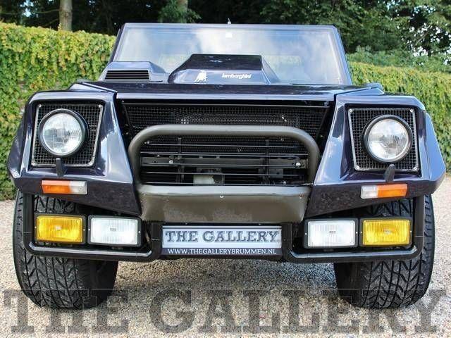 1988 Lamborghini LM002 for sale #1826668 | Hemmings Motor News