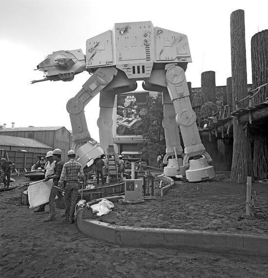 Vintage Walt Disney World: The Force Lands at Disney's Hollywood Studios