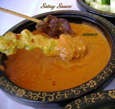 Beef & Chicken Satay with Peanut Sauce | The Waitakere Redneck's Kitchen