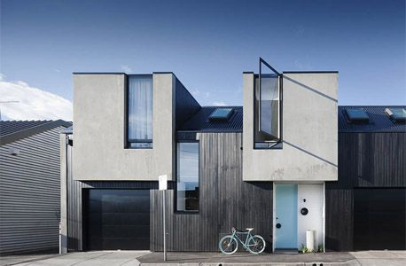 IDEA 2016's multi-res projects raise the bar | Australian Design Review  Nixon Tulloch Fortey Architects with Two Little Chestnuts   #Interior #Multires