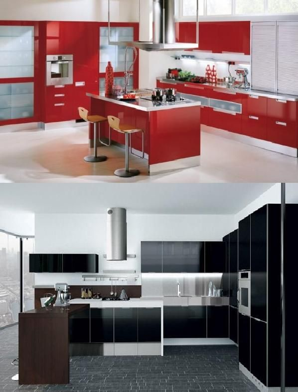 Zebrano luks mutfak dekorasyonu kitchen and kitchen for Kitchen ideas zebrano