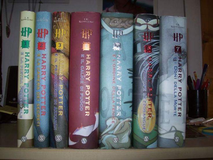 La saga di Harry Potter