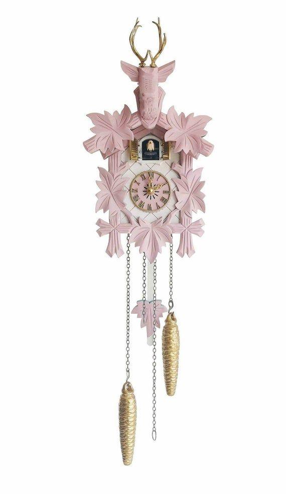 Modern Cuckoo Clock Original From The Black Forest Germany Etsy In 2020 Modern Cuckoo Clocks Cuckoo Clock Clock