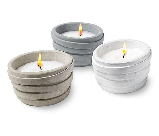 Sviečky, 3 ks