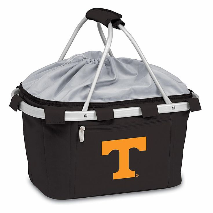Picnic Time Portable Metro Basket - University of Tennessee