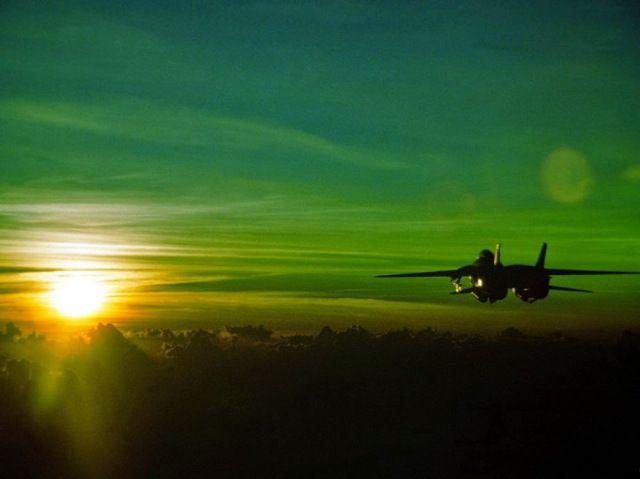 «Chasing the sun», φωτογραφία της ημέρας