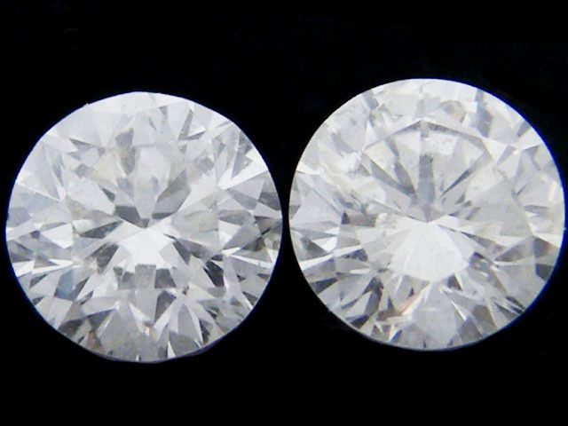 CERTIFIED AUST DIAMONDS 0.275 CTS VALUATION $640.00 #48041 Australian diamond, certified diamonds
