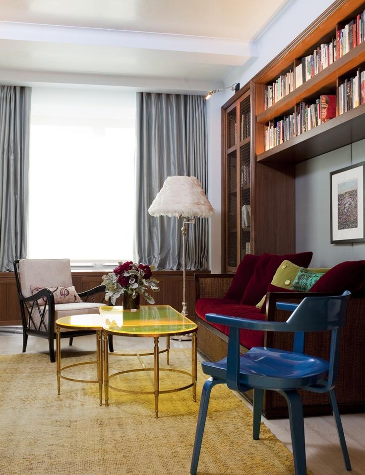 BNOdesign : residential : brown/upper west side residence