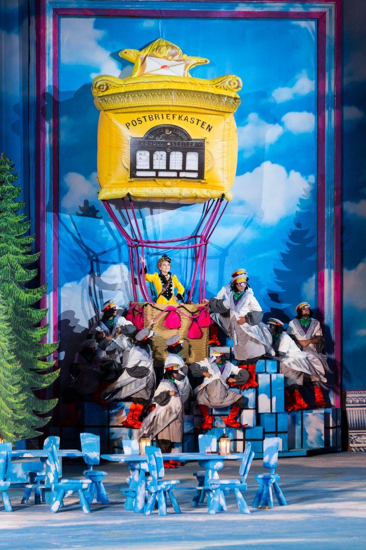 Das Mekka der Operette - Seefestspiele Mörbisch :: Bustiger