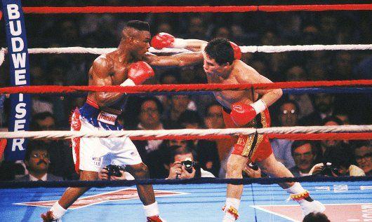 Julio Cesar Chavez vs. Meldrick Taylor, March 17, 1990