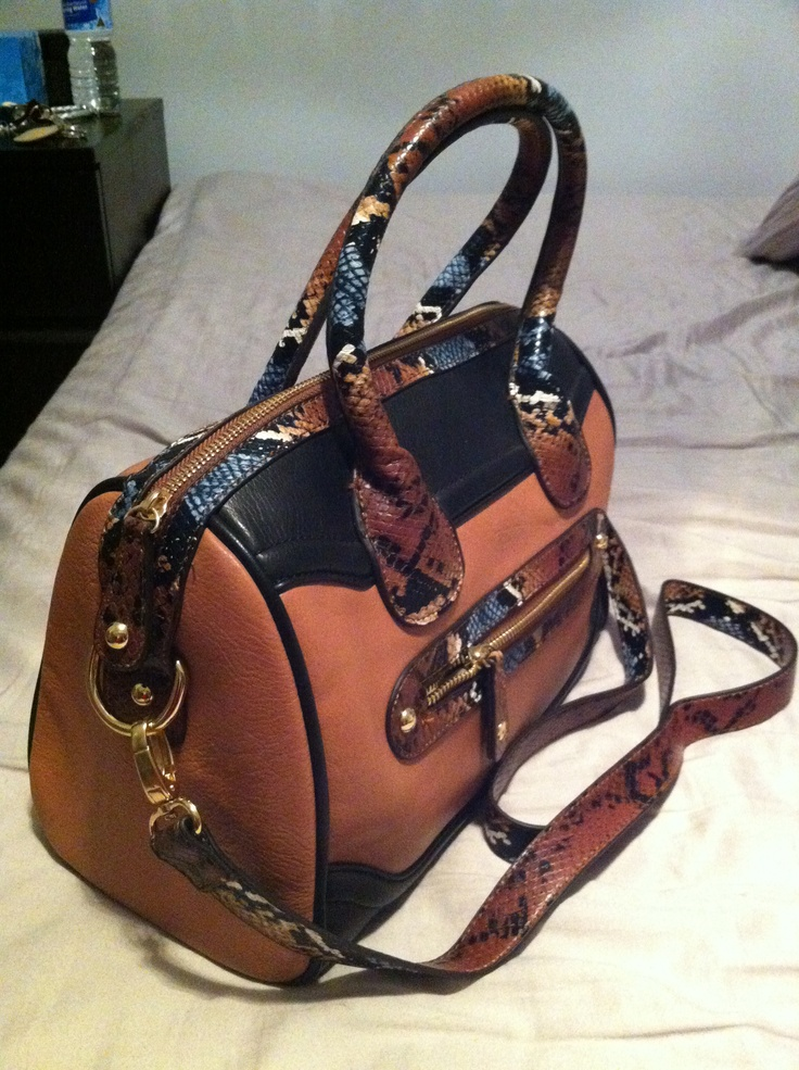 Bought this bag from Aldo.