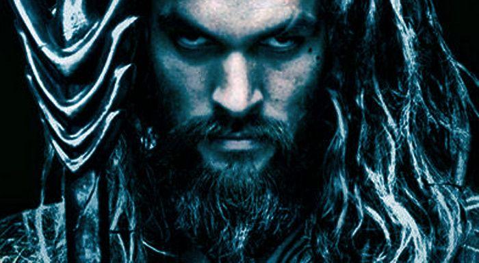 Jason Momoa as Aquaman