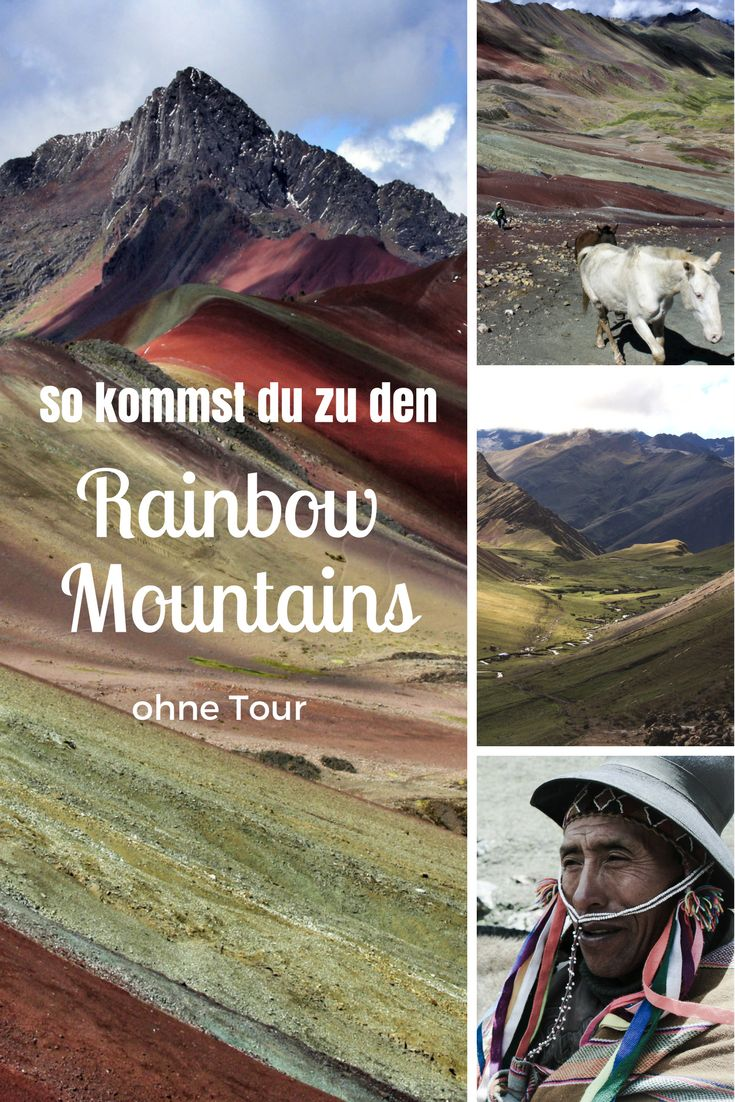 Backpacking Peru/ Infos Rainbow Mountains
