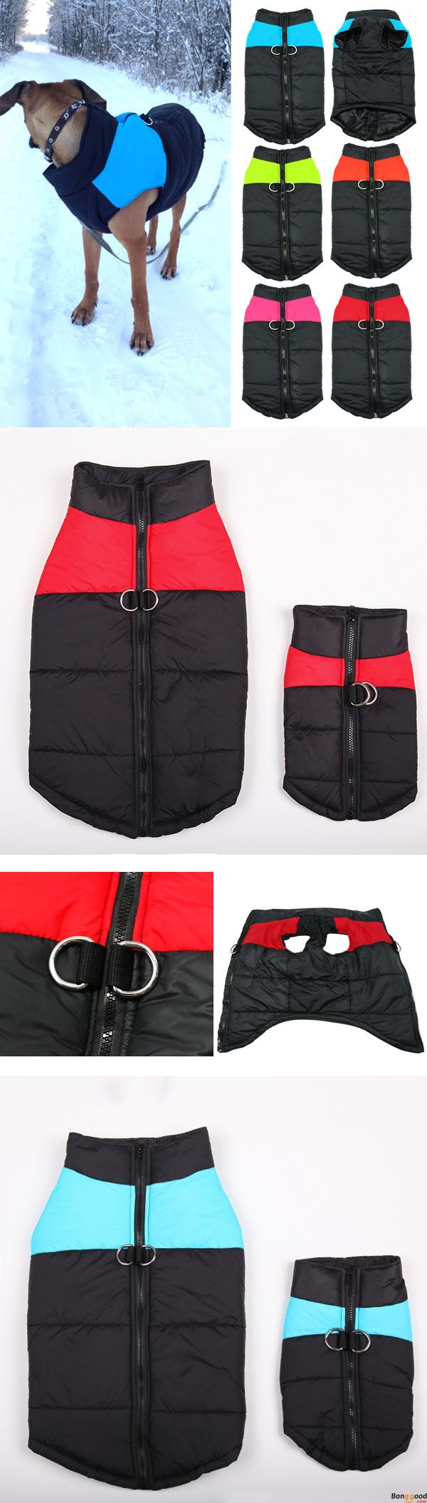 US$6.99+ Free Shipping. Pet Dog Winter Waterproof Clothes Coat Jacket Puppy Warm Soft Clothes Small To Large. Size from S~5XL. Shop at banggood with super affordable price.