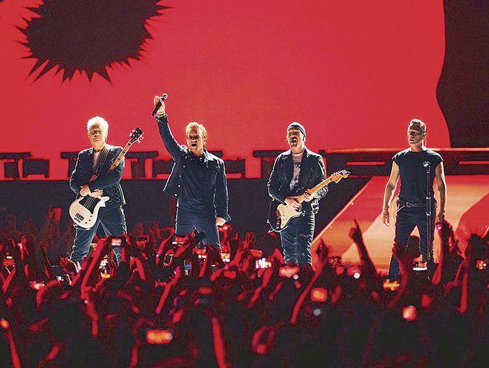 Liberan boletos para conciertos de U2 en el Foro Sol - La Crónica de Hoy