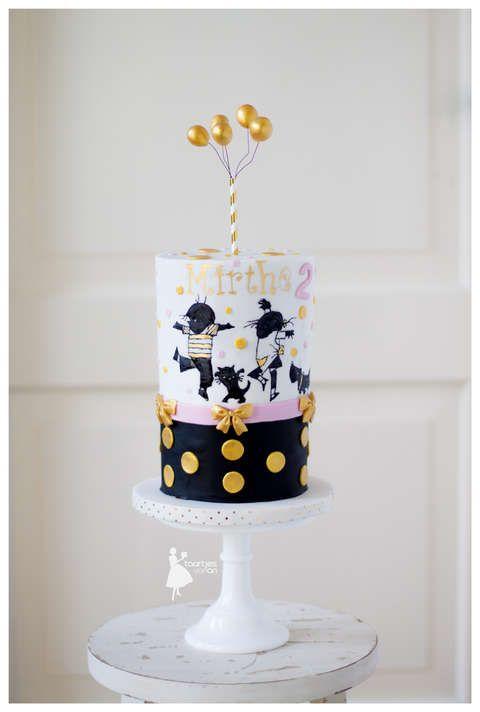 Taartjes-van-An-taart-nunspeet-bruidstaart-nunspeet-kindertaart-nunspeet-jip-en-janneke-taart-bruidstaart-kampen-bruidstaart-harderwijk hand painted cake